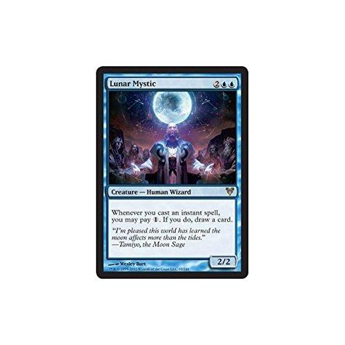 65 Magic: the Gathering Lunar Mystic - Avacyn Restored Foil