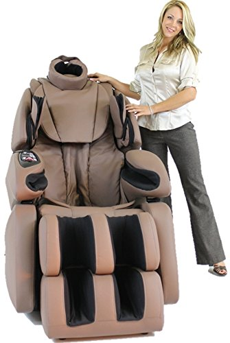 Osaki OS7075RTAUPE Zero Gravity S-Track Massage Chair - Taupe