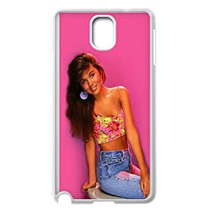 Samsung Galaxy Note 3 Cell Phone Case White ha60 kelly kapowski saved by the bell R1O6YP