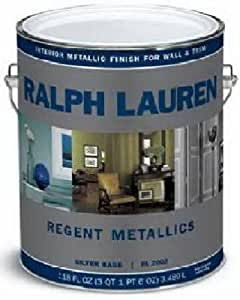 ralph lauren paint gold regent metallics finish 1 quart