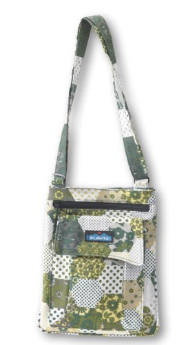 KAVU Keeper Bag, Carolina Quilt, One Size