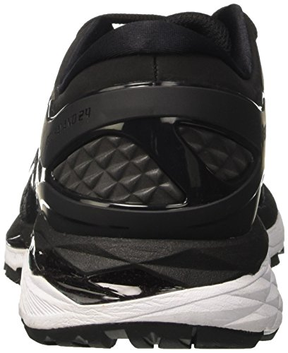 black Uomo kayano 24 Phantom Running Gel Asics Nero White Scarpe XZn00q