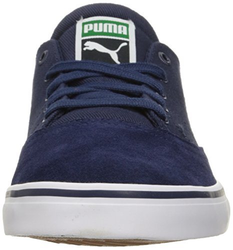 Puma Mens Funist Parade Fashion Sneaker Peacoat/Puma White