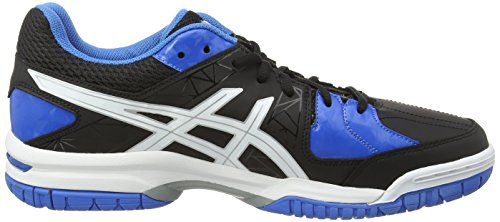Homme White Noir Black Chaussures 9001 Blue Electric Handball Gel Asics Squad de Oa8FcXq
