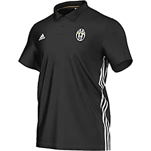 0fcf22724 Image Unavailable. Image not available for. Colour  2016-2017 Juventus  Adidas 3S Polo Shirt (Black)