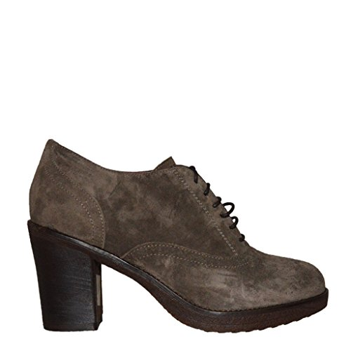 para de Visone Mujer Cordones FRAU Zapatos t5wnnCxTq