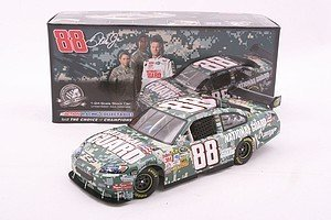 Action Racing Collectables 1/24 Dale Earnhardt Jr. #88 National Guard Digital Camo 2008 Impala SS Hood, Trunk, Roof Flaps Open Limited Edition