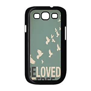 Be Free Brand New Cover Case for Samsung Galaxy S3 I9300,diy case cover ygtg580097