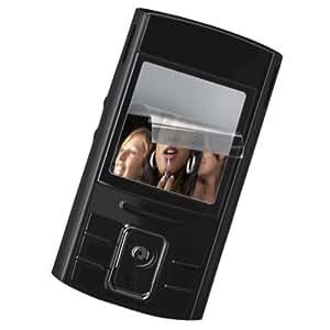 Bluetrade-Protector de pantalla efecto espejo para Olympus mjuMini