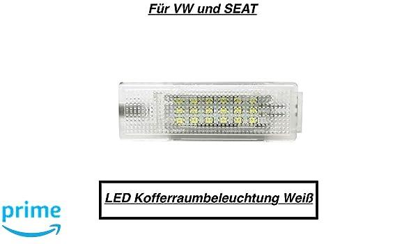 1 x 18 SMD LED MODUL Kofferraumbeleuchtung 6000K blanco (7406VW ...
