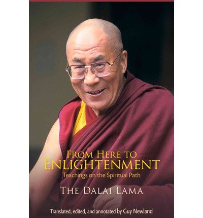 Download By His Holiness The Dalai Lama From Here to Enlightenment: An Introduction to Tsong-kha-pa's Classic Text The Great Treatise on the [Hardcover] pdf
