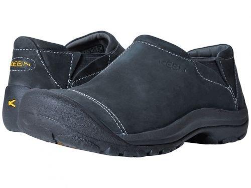 Keen(キーン) メンズ 男性用 シューズ 靴 スニーカー 運動靴 Ashland - Black [並行輸入品] B07C8GPWRT
