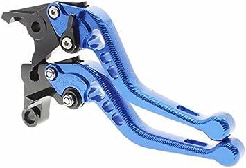FXCNC Racing CNC Aluminum Adjustable Brake Clutch Levers for Suzuki SV650//S 1999-2009,DL650 V-STROM 2004-2010,KATANA 600//750 1998-2006,GSXR600 1992-1993,GSXR750 1988-1995,Bandit 400 1991-1993
