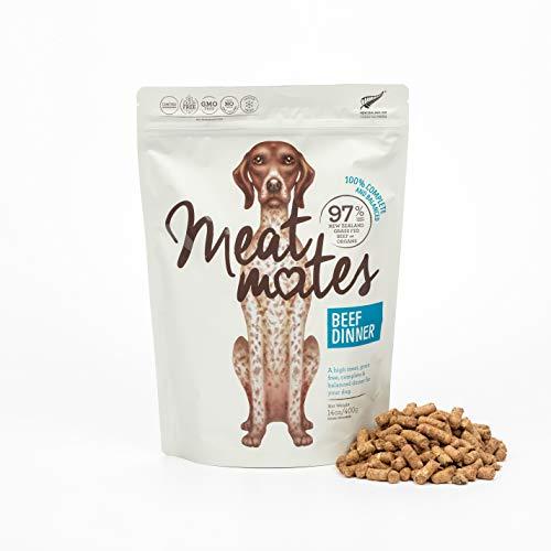 Meat Mates Grain-Free Freeze-Dried Dog Food