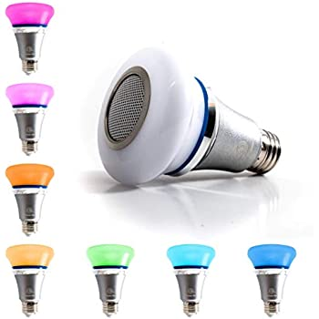 Blue Sky Wireless Led Br30 Color Changing Light Bulb W