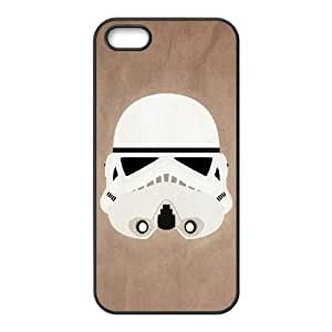iPhone 5 5s Cell Phone Case Black Star Wars Phone cover P538602