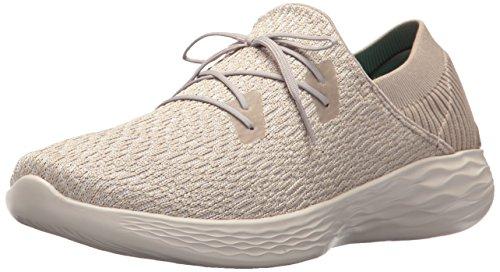 Sneaker You Taupe 14963 Skechers Women's tPqxUaFw5