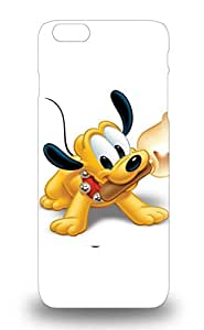 Case Cover Deidara's Shop Awesome Design Disney Pluto Mickey Mouse And Donald Duck Faithful Dog Hard Case Cover For Iphone 6 Plus 6072215M96078773