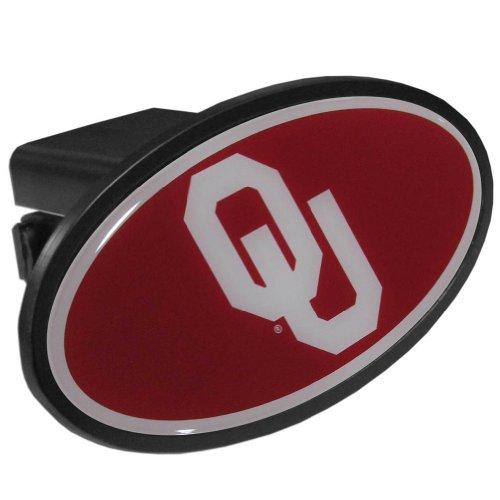 Siskiyou NCAA Oklahoma Sooners Class III Plastic Hitch Cover