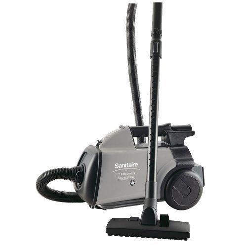 Sanitaire S3686E Heavy Duty Bagged Canister Vacuum by Sanitaire