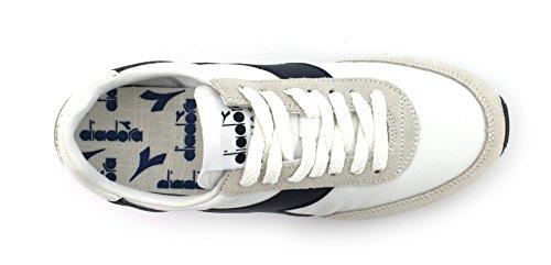 Uomo Diadora Koala Bianco bleu Scarpe 5OOqg7x1w