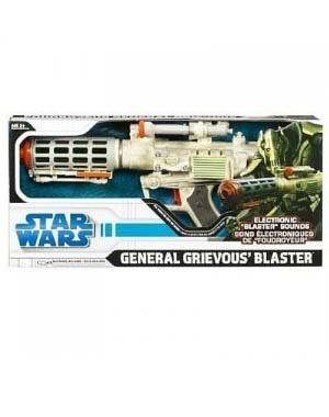 Boys General Grievous Costumes (Star Wars Clone Wars General Grievous Blaster)