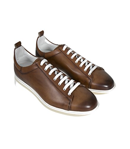 Doucals Herren Sneaker Adrian In Bruin M07 Bruin