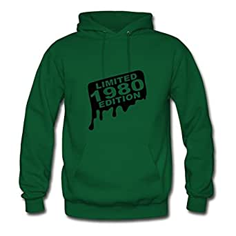 Cotton Speacial 1980 Limited Editio Graffiti Women Custom-made X-large Sweatshirts Green