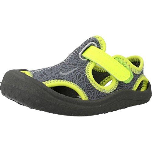 903632-002 Boys Nike Sunray Protect (TD) Toddler Sandal Grey