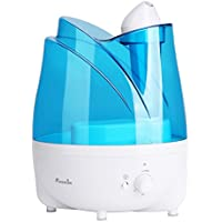 Xmghtu Ultrasonic Humidifier with Essential Oil Tray
