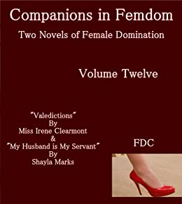 Domination Femdom Volume Of Companions Novels Female Two In c54qRLA3j