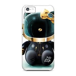 Apple Iphone 5c GbS4282KWiV Allow Personal Design Nice Hello Daft Punk Series Durable Hard Phone Covers -LauraAdamicska