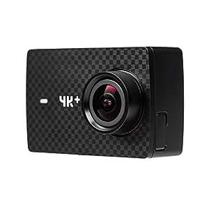 YI 4K + Action Camera 4K/60fps con Carcasa Sumergible de Cámara Deportiva【Versión Internacional】
