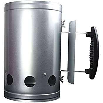 Amazon Com Char Griller Charcoal Grill Chimney Starter