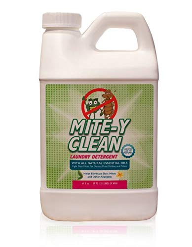 Mite-y Clean All-Natural & Allergy Free Laundry Detergent ()