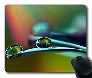 Design Mouse Pad Desktop Laptop Mousepads Drops Macro 3 Comfortable Office Mouse Pad Mat Cute Gaming Mouse Pad by runtopwell