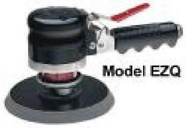 National Detroit EZQ-6 6-Inch Lightweight DA Sander