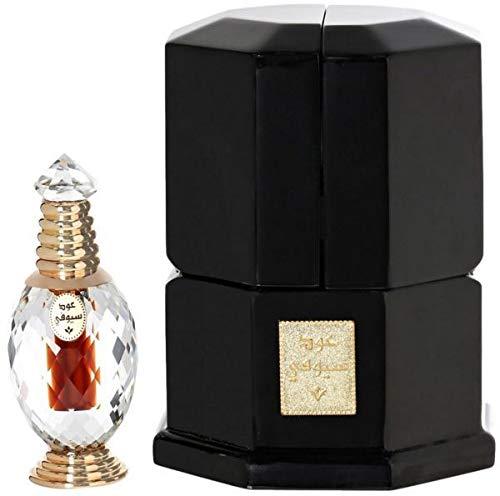 Rasasi Oudh Al Siufi for Men and Women (Unisex) CPO - Concentrated Perfume Oil (Attar) 3 ML (0.1 oz)