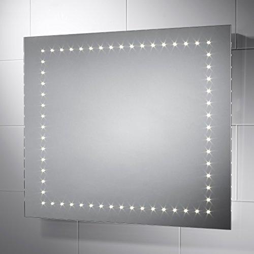 Pebble Grey 26.4 x 32.5 inch Monet Illuminated LED -