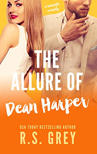 The Allure of Dean Harper (Harper Grey)