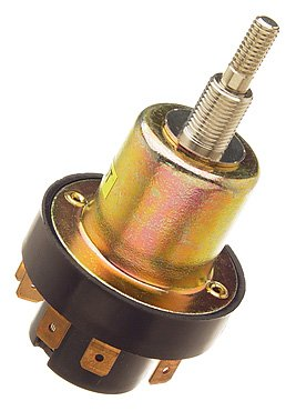 OES Genuine Headlight Switch (911 Switch Porsche Headlight)