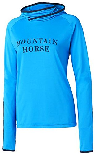 Mountain Horse - Camisa deportiva - para mujer Tropical Blue
