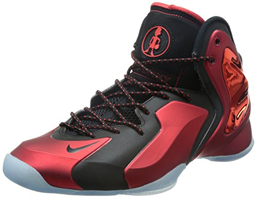 Nike Lil Penny Posite Men Sneakers University Red/Black 630999-600 (SIZE: 9) (Penny Posite Red compare prices)