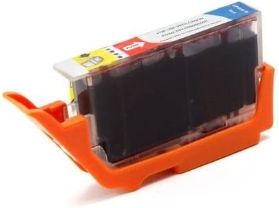 MG Compatible Inkjet Cartridges CPGI9R PIXMA Pro9500; Red Ink Replacement for Canon PGI-9R; Models