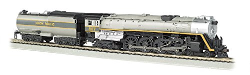 Bachmann Industries Union Pacific 4-8-4 Locomotive & Tender with Operating Headlight