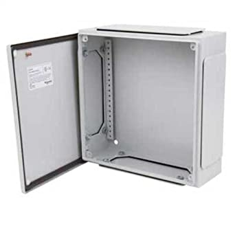 Buy Schneider Electric Wall Metal Industrial Electrical Enclosure ...
