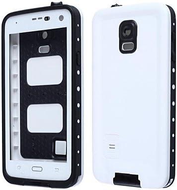 HC- caja estanca redpepper con diseño protector altavoz para i9600 galaxy Samaung s5 (colores surtidos) , Blanco: Amazon.es: Electrónica