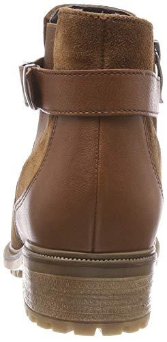68 Boots Women's ara Kansas cognac Brown Ankle Setter BwFZ68Z0q