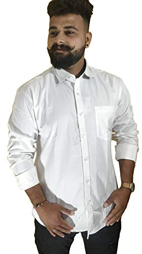 ihope Man White Casual Shirt