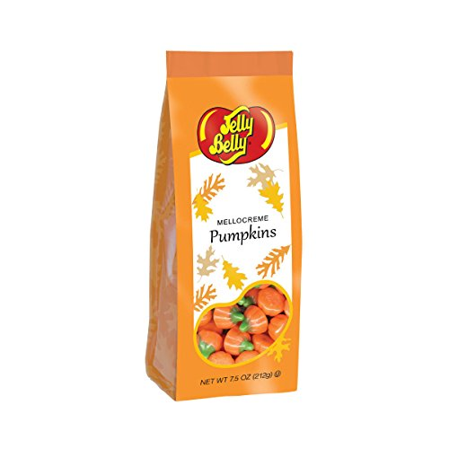 Candy Corn Treat Bags - Mellocreme Pumpkins Gift Bag - 7.5 oz Bag